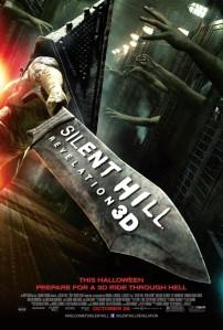 SILENT HILL 3D poster